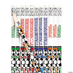 Soccer Pencils