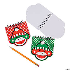 Sock Monkey Notepads