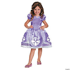Sofia the First Costume for Toddler Girls