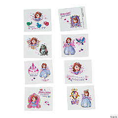 Sofia the First Tattoos