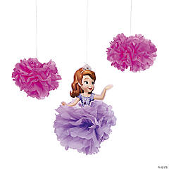Sofia the First™ Tissue Paper Decorations