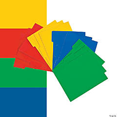 Solid Color File Folders