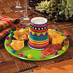 Sombrero Chip Plate Idea