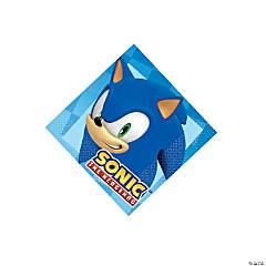 Sonic™ the Hedgehog Beverage Napkins