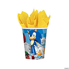 Sonic™ the Hedgehog Paper Cups