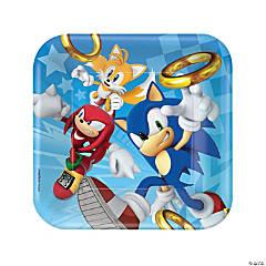 Sonic™ the Hedgehog Paper Dinner Plates