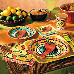 Southwest Chilies Party Supplies