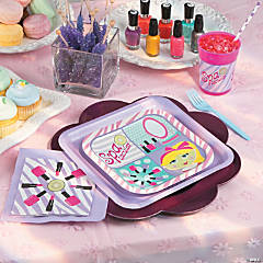 Spa Party Fun Party Supplies