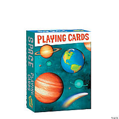 Space Playing Card Pack