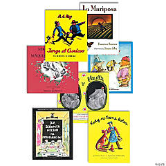 Spanish Storybook Set, 7 Books Per Set