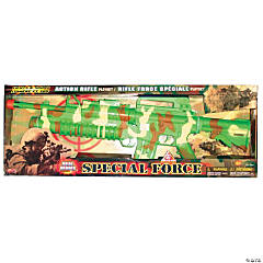 Special Force Action Toy Rifle