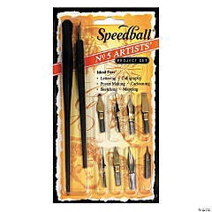 Speedball Artists Pen Set