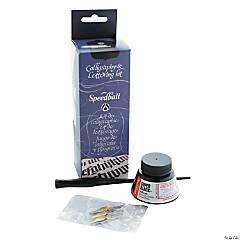 Speedball Calligraphy Lettering Kit