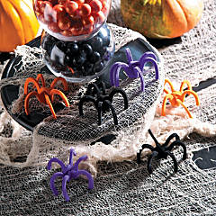 Spider Accents