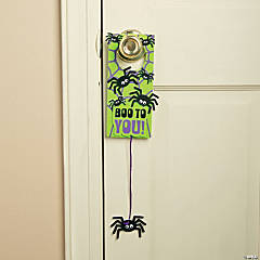 Spider Door Knob Hanger Craft Kit
