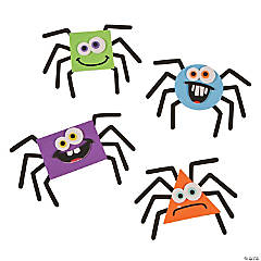 Spider Magnet Craft Kit