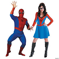 Spider-Man Couples Costume