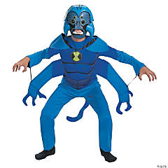 Spider Monkey Ben 10 Costume for Boys