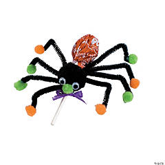 Spider Pops Craft Kit