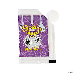 Spider Sac Liquid Candy Fun Packs