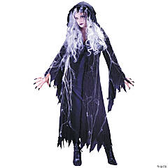 Spider Web Gauze Ghost Kid's Costume