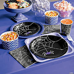 Spider Web Party Supplies