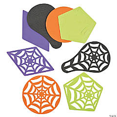 Spider Web Shapes