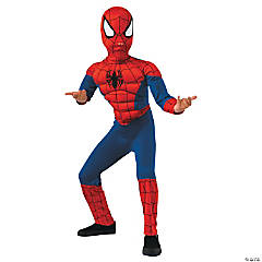 Spiderman Muscle Costume for Boys