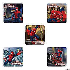 Spidey Stickers