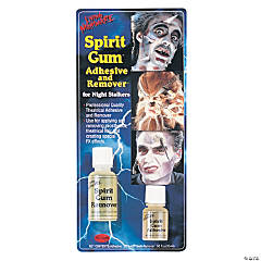 Spirit Gum Adhesive & Remover for Night Stalkers