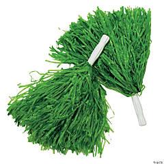 Spirit Pom-Poms - Green