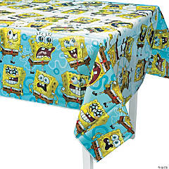SpongeBob Squarepants™ Classic Plastic Tablecloth
