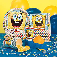 Spongebob Squarepants Party Supplies