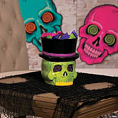 Spookadelic Candy Bowl