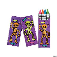 Spookadelic Crayons