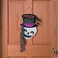 Spookadelic Door Sign