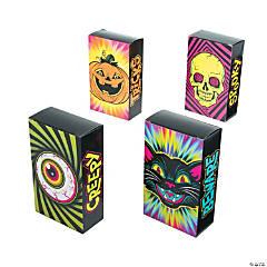 Spookadelic Favor Boxes