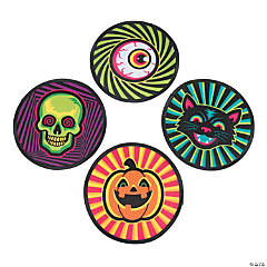 Spookadelic Flying Discs