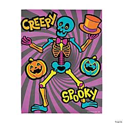 Spookadelic Sticker Scenes