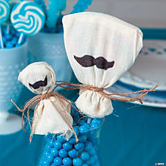 Spooky 'Stache Pops Idea