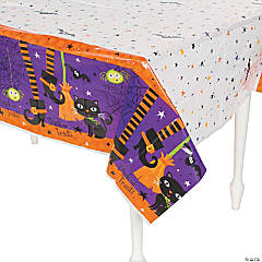 Spooky Boots Tablecover