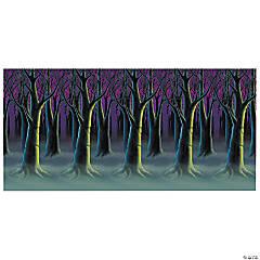 Spooky Forrest Backdrop
