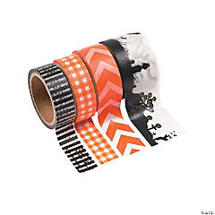 Spooky Halloween Washi Tape