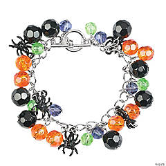 Spooky Spider Bracelet Craft Kit