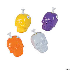 Spooky Sprayer Skull Squirters