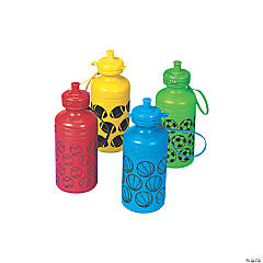 Sport Plastic Water Bottles