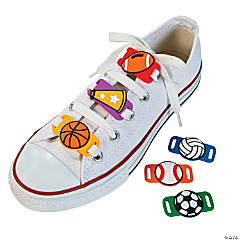 Sports Shoelace Charms