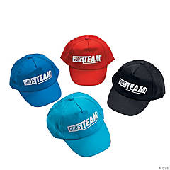 Sports VBS Baseball Caps