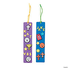 Sports VBS Bookmark Craft Kit