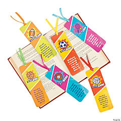 Sports VBS Bookmarks
